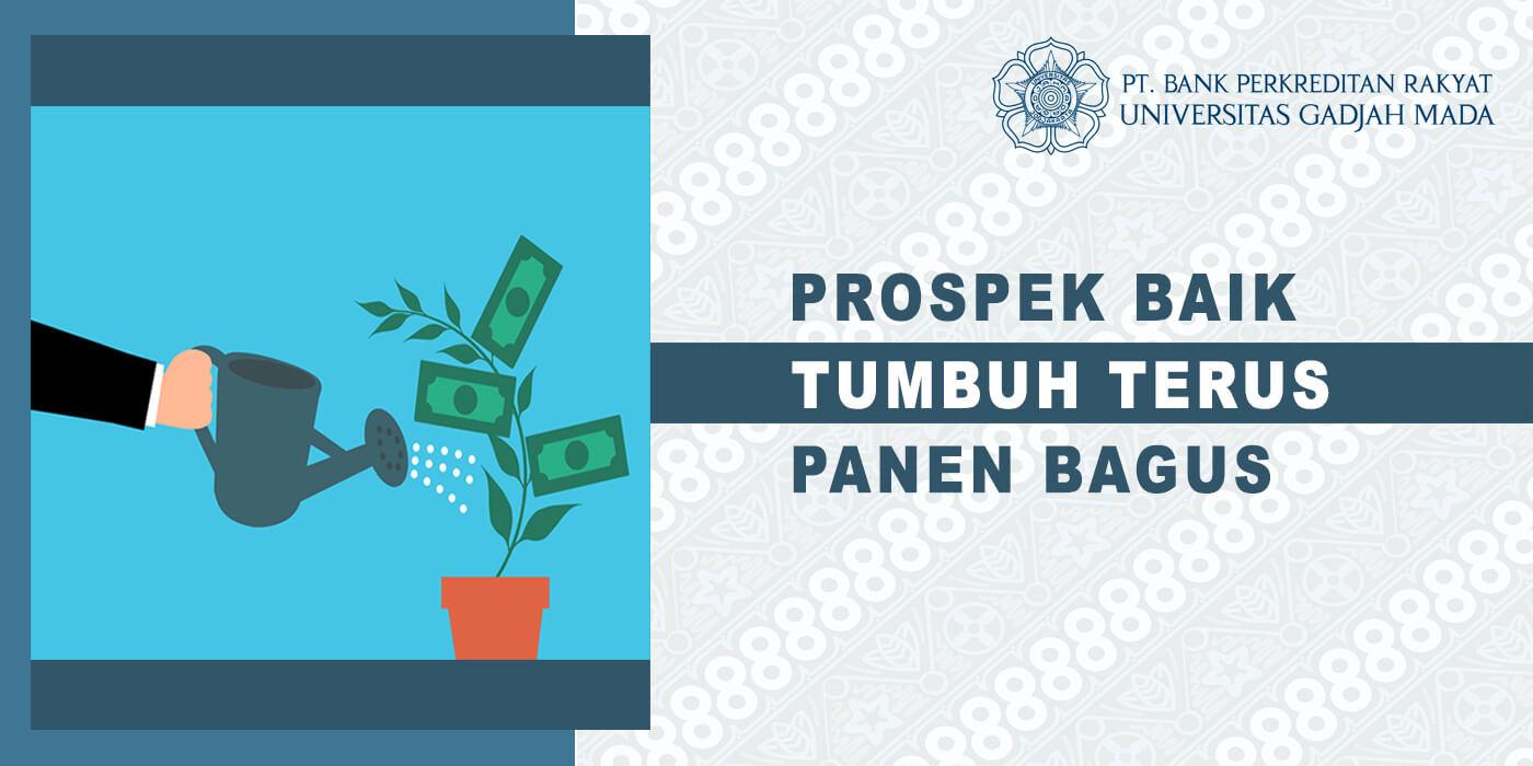 BPR UGM - Prospek Baik